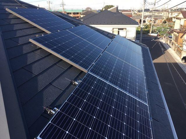 太陽光発電システム 春日市 T様
